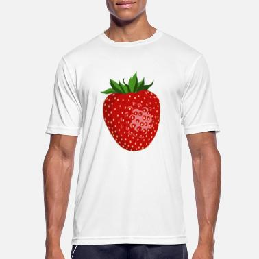 Strawberry strawberry - Men's Sport T-Shirt
