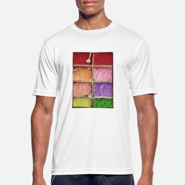 National Colours Coloure in frame - Men's Breathable T-Shirt