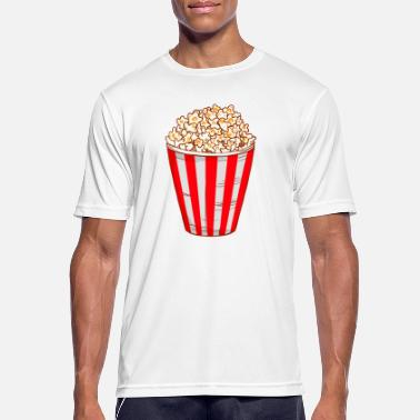 Popcorn Popcorn - Men's Breathable T-Shirt