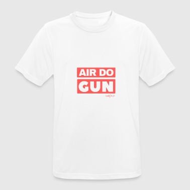 AIR DO GUN - Hedef 2023 Style - Herre T-shirt svedtransporterende
