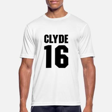 Teamplayer Clyde 16 Teamplayer Gensere - Pustende T-skjorte for menn