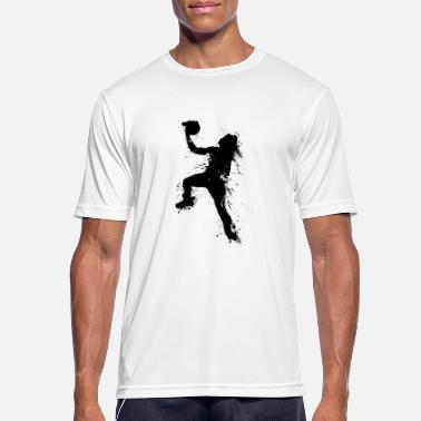 Slam Dunk Slam dunking basketball player - Men's Sport T-Shirt