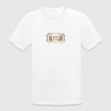 5th birthday - Men's Breathable T-Shirt