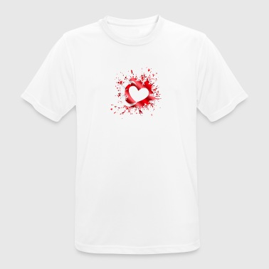 I Love Istanbul i Love Turquie - T-shirt respirant Homme