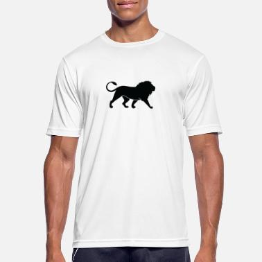 Lion Hunting A Lion-hunting - Men's Breathable T-Shirt