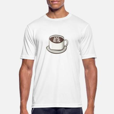 Cappuccino cappuccino - T-shirt sport Homme
