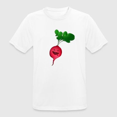 Radish radish - Men's Breathable T-Shirt