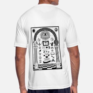 Tracing Board - Men's Sport T-Shirt