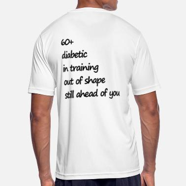 Runner Senior Runners Ahead of You - Men's Sport T-Shirt