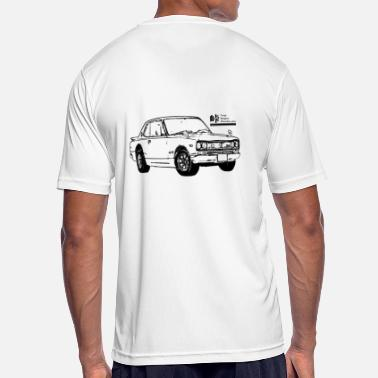 Touge GTR 1 - Men's Sport T-Shirt