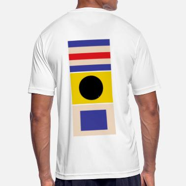 Cis CIS Flags - Men's Breathable T-Shirt