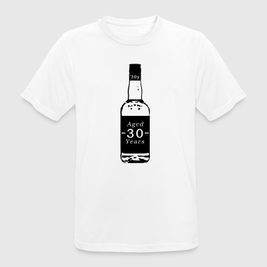 30 ans - Whisky - T-shirt respirant Homme