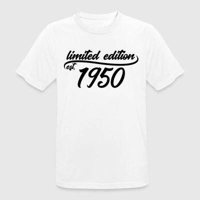 limited edition est. 1950 - Pustende T-skjorte for menn