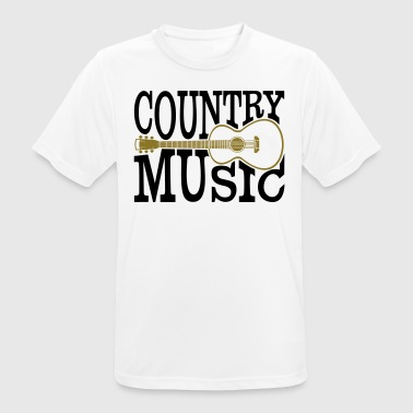 Country music - Men's Breathable T-Shirt