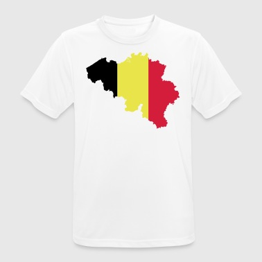Belgium - Men's Breathable T-Shirt