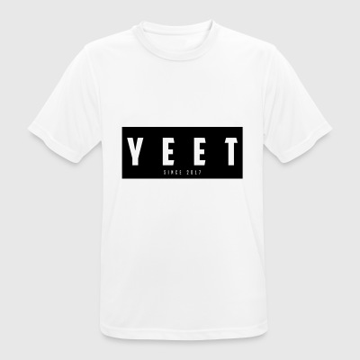 YEET Since 2017 - Men's Breathable T-Shirt