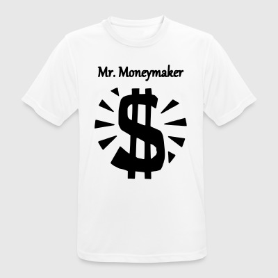 Mr. Monymaker - Men's Breathable T-Shirt