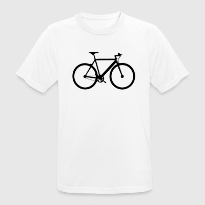 Fixed gear bike - Men's Breathable T-Shirt