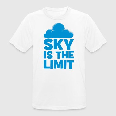sky is the limit - T-shirt respirant Homme