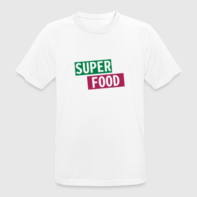 Superfood - Herre T-shirt svedtransporterende