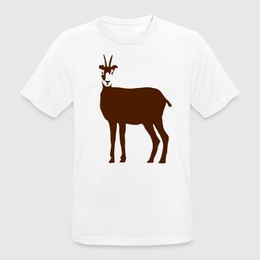 The Chamois (Vector) - Men's Breathable T-Shirt