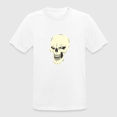 Evil Skull - Men's Breathable T-Shirt