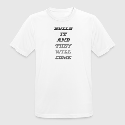 build it - Men's Breathable T-Shirt