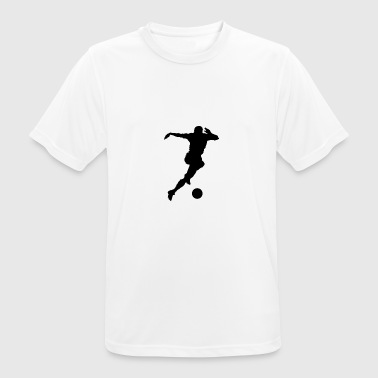 Soccer - Men's Breathable T-Shirt