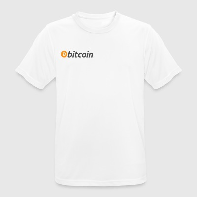 Bitcoin - Men's Breathable T-Shirt