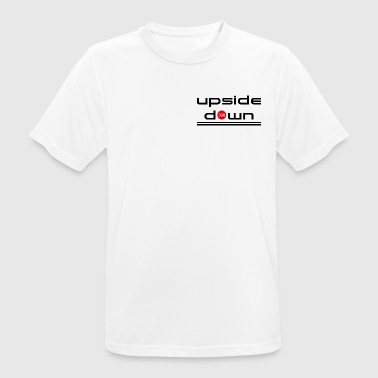 upside Down - Men's Breathable T-Shirt