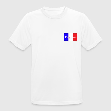 france - T-shirt respirant Homme