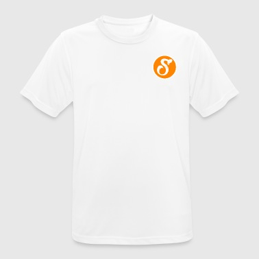 Logo stef Youtube - Men's Breathable T-Shirt