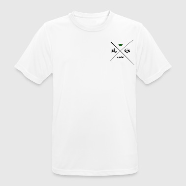 weloveMG - Men's Breathable T-Shirt