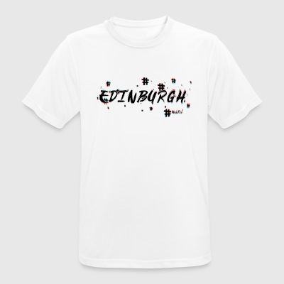 Edinburgh #3d - Men's Breathable T-Shirt