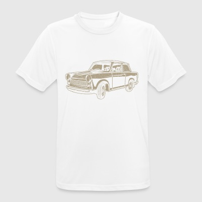 Trabi 601 - racing cardboard - Men's Breathable T-Shirt