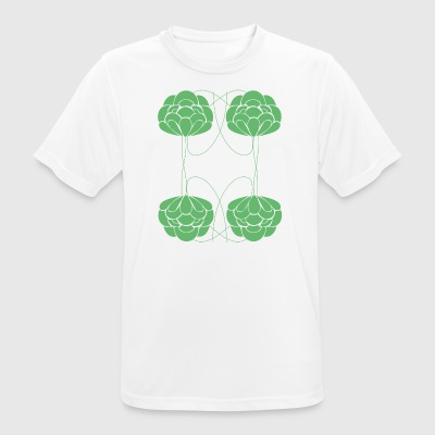 Roses - Men's Breathable T-Shirt