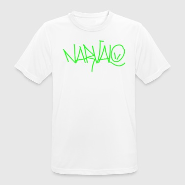 Narvalo green - Men's Breathable T-Shirt