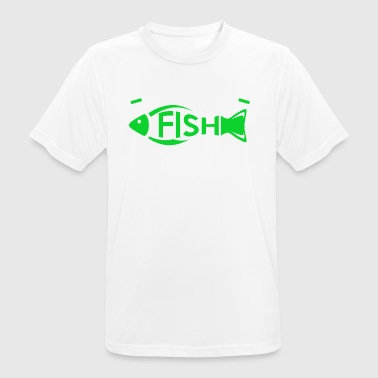 May the fish be with you - Men's Breathable T-Shirt
