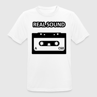 blak Realsound - Camiseta hombre transpirable