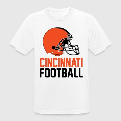 Helmet Cincinnati - Men's Breathable T-Shirt
