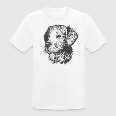 DOG T-SHIRT - Men's Breathable T-Shirt
