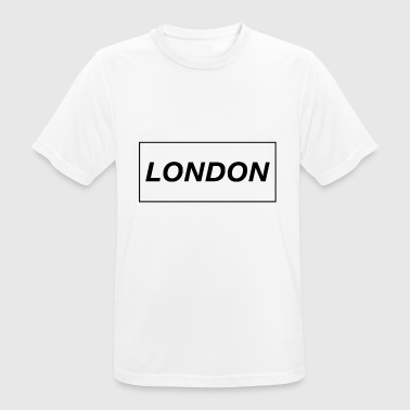 London - Andningsaktiv T-shirt herr