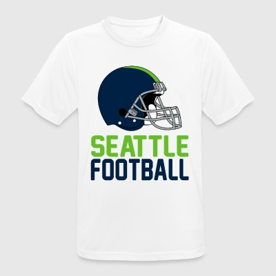 helm Seattle - mannen T-shirt ademend
