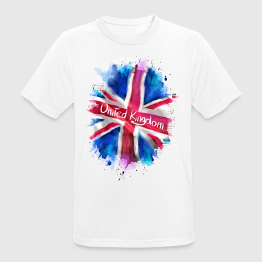 United Kingdom - Men's Breathable T-Shirt