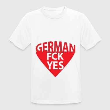 German - Men's Breathable T-Shirt