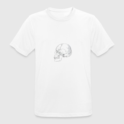 Archaeologists are the only thick skulls - Men's Breathable T-Shirt
