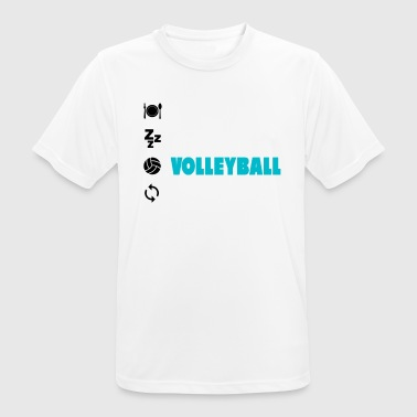 volleyball - Men's Breathable T-Shirt