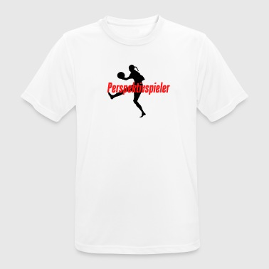 perspective player - Men's Breathable T-Shirt