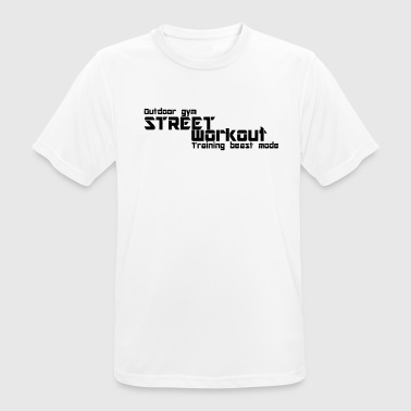Street workout - T-shirt respirant Homme