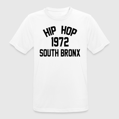 Hip Hop South Bronx 1972 - Herre T-shirt svedtransporterende